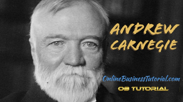 Who is Andrew Carnegie?