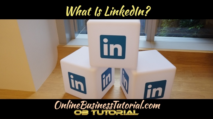 LinkedIn, a Social and Professional Networking Service