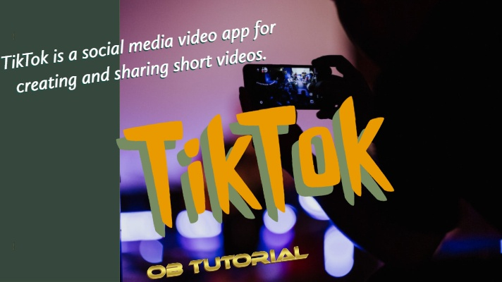TikTok is an iOS and Android social media video app for creating and sharing short lip-sync, comedy, and talent videos.