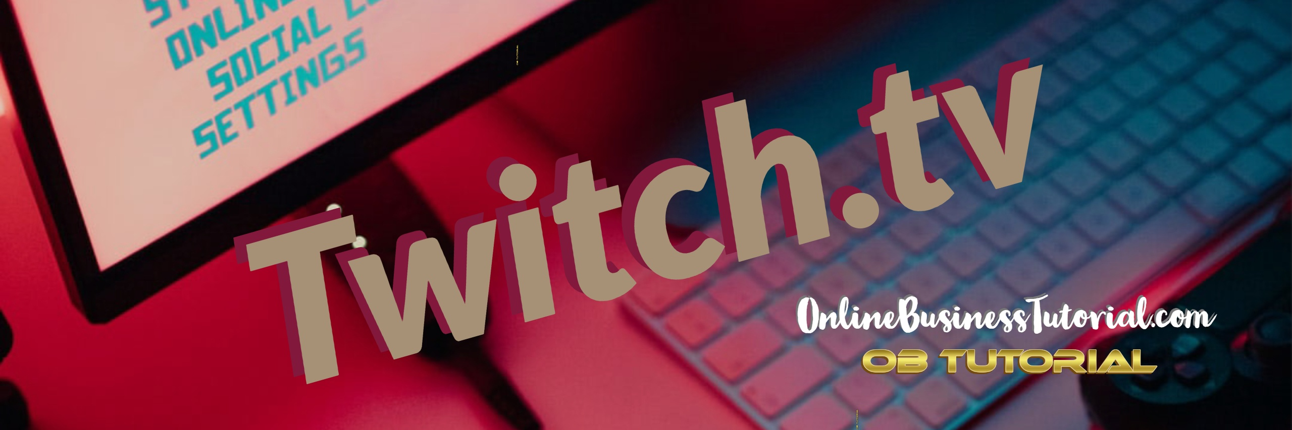 Twitch is the world's leading live streaming platform for gamers and the things we love.