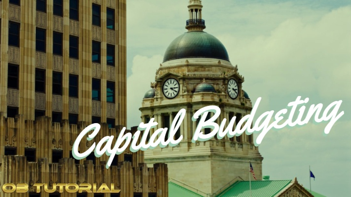 Capital budgeting, and investment appraisal, is the planning process used to determine whether an organization's long term investments such as new machinery, replacement of machinery, new plants, new products, and research development projects are worth the funding of cash through the firm's capitalization structure. Wikipedia